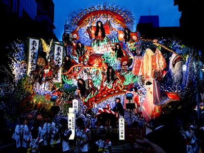 ユネスコ無形文化遺産登録!今年の夏は八戸三社大祭を観に行こう♪